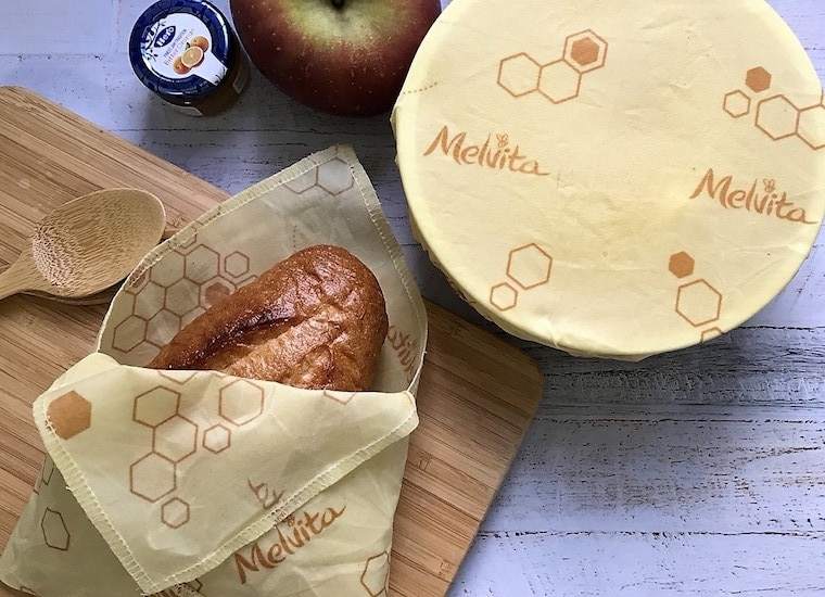 Melvita x 仁舟社會企業 | 蜂蠟保鮮布