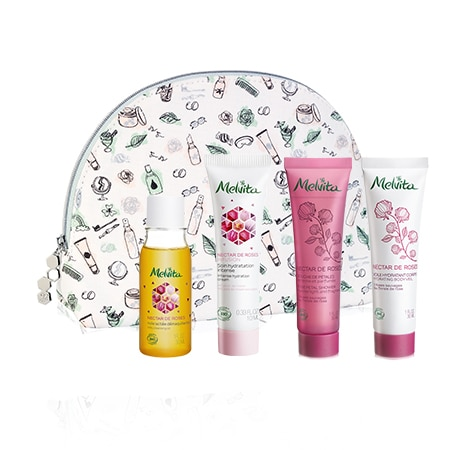 Trousse Weekend Nectar de Roses