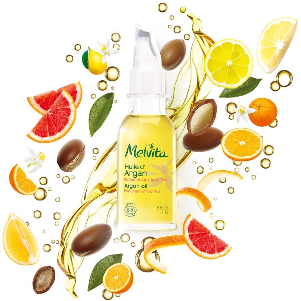 橙香摩洛哥堅果油