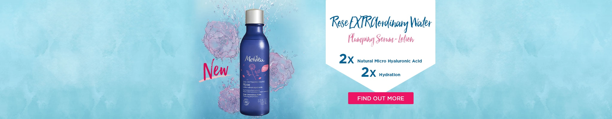 Rose Extraordinary Water