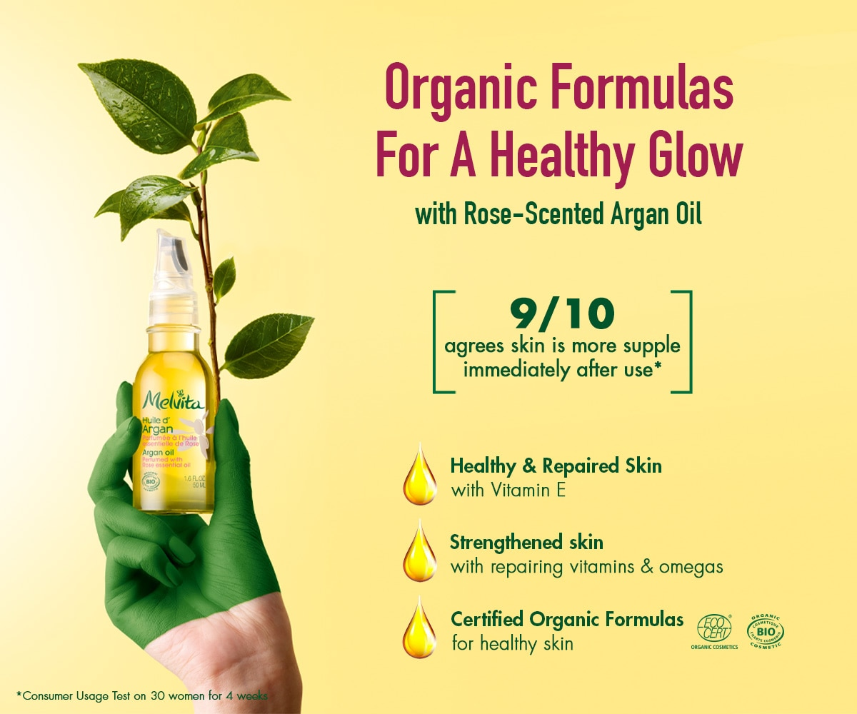 Organic Expertise For A Healthy Glow
