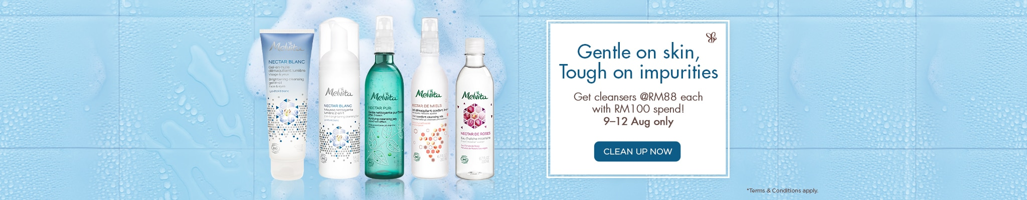 Cleanser @RM88