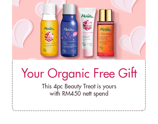 Organic Gift With Purchase