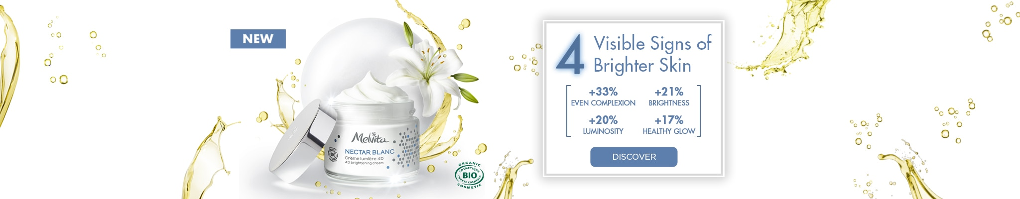 Nectar Blanc 4D Brightening Cream