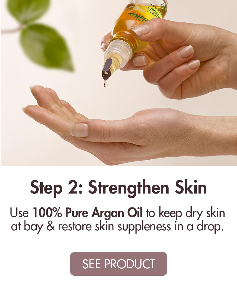 Rose-Scented Argan Oil, 50ml