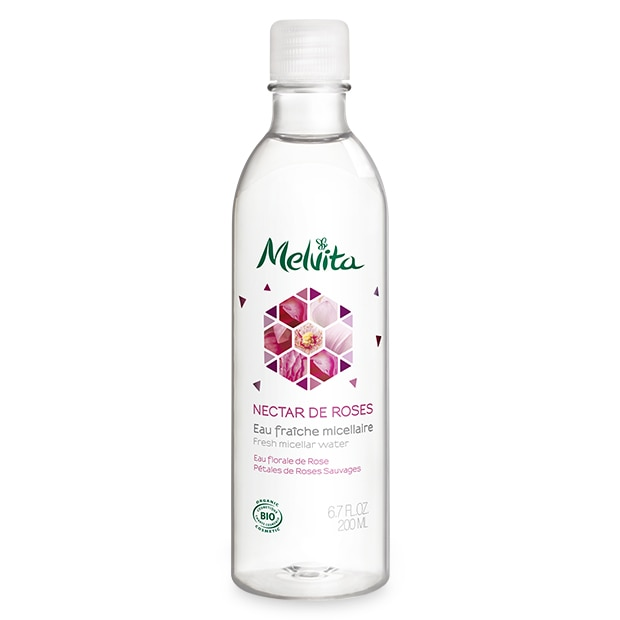 Bio-Rosen-Mizellenwasser
