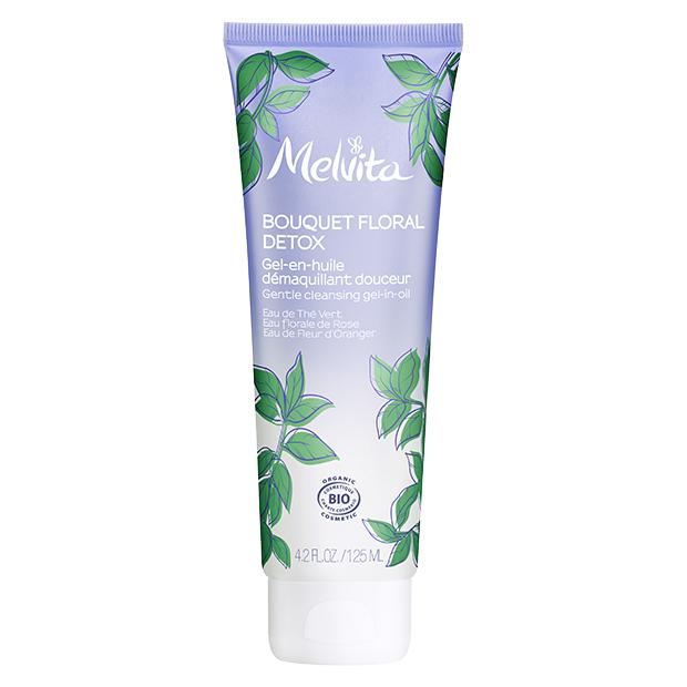 bio-zertifizierter gel-in-öl detox-make-up-entferner Melvita