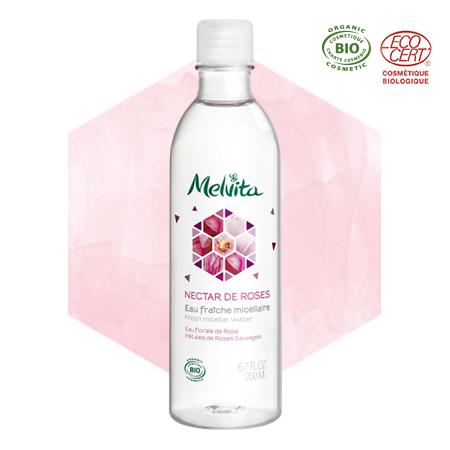 Acqua micellare alla rosa bio