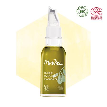 Olio di avocado bio - viso e corpo