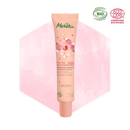 Organic BB Cream - Golden
