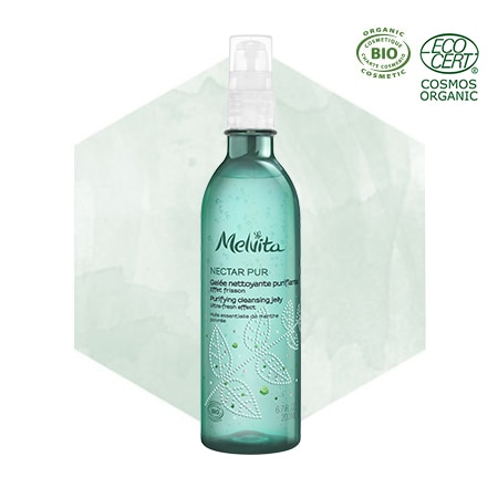 Organic Cleansing Jelly - Face
