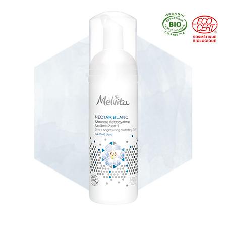 Organic Face Cleansing Foam