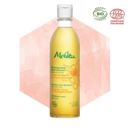 Organic Gentle Care Shampoo