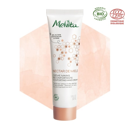 Organic Honey Hand Cream