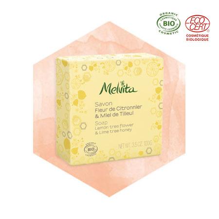 Organic Lemon and Lime Tree Soap