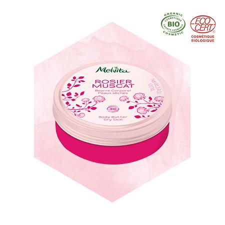 Organic Rose Hip Oil Body Butter