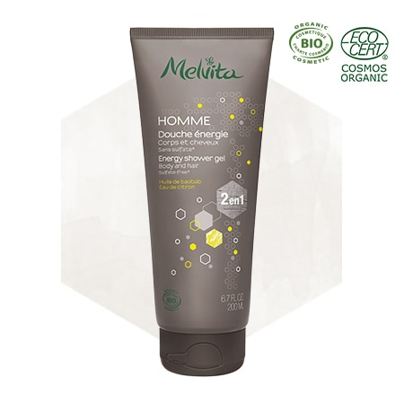 Organic Shower Shampoo - Men