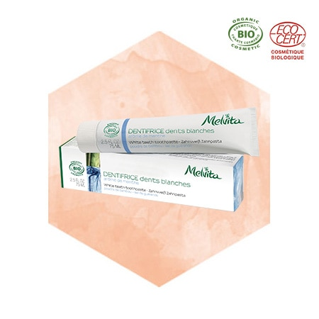 Organic White Teeth Toothpaste