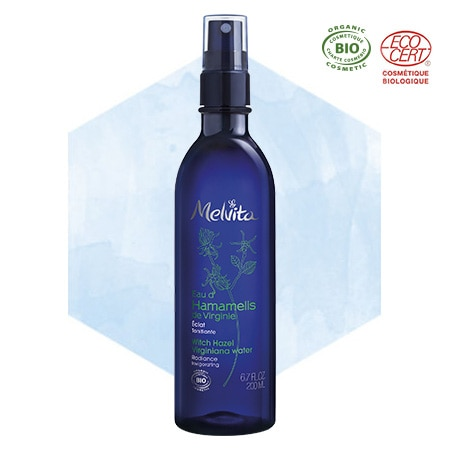 Organic Witch Hazel Floral Water Spray