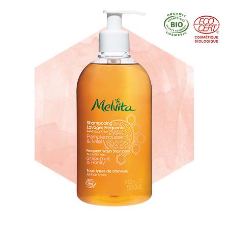 Shampoo lavaggi frequenti bio