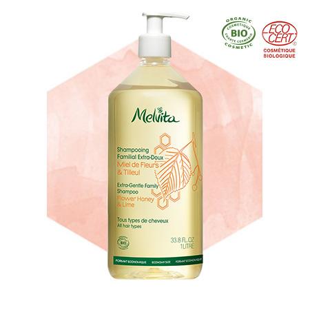Shampoo per tutta la famiglia bio