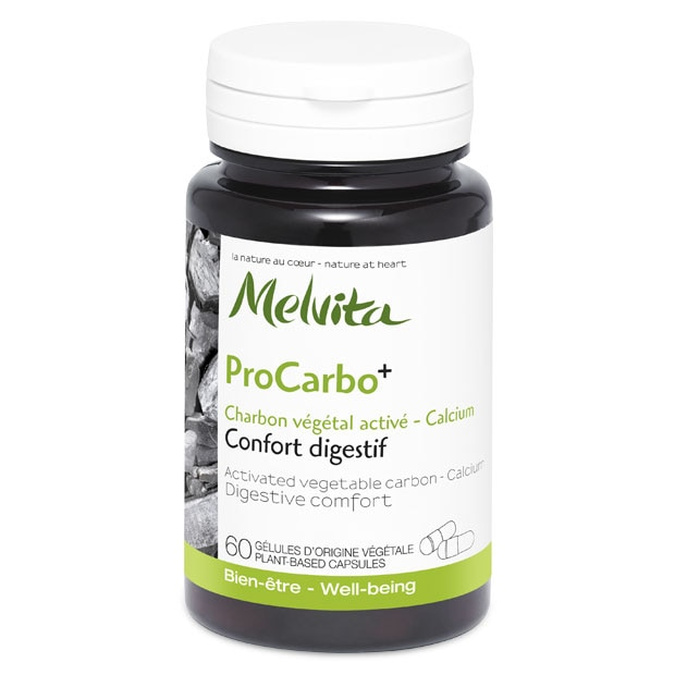 Activated Vegetable Carbon - Calcium