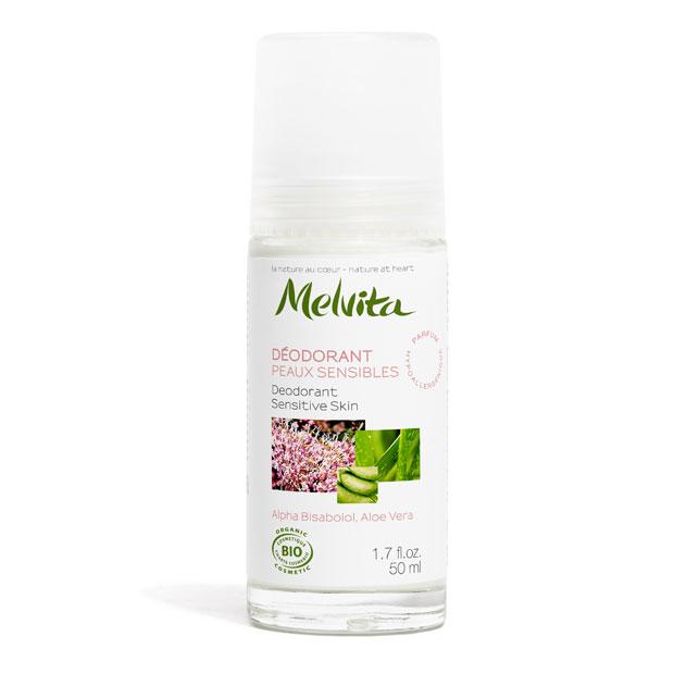 Deodorante pelli sensibili bio