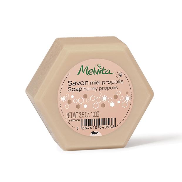 Organic Honey and Propolis Soap