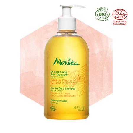 Gentle Nourishing Shampoo 500ml