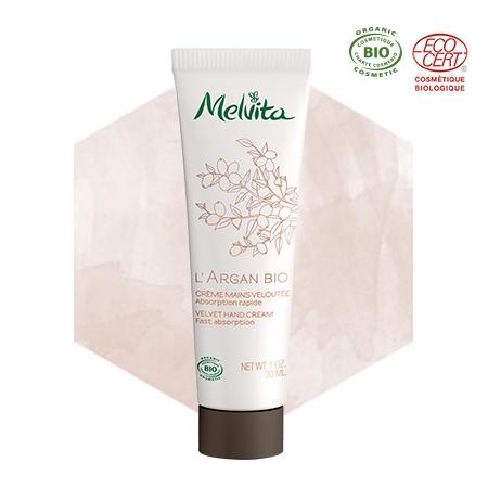 L'Argan Bio Velvet Hand Cream