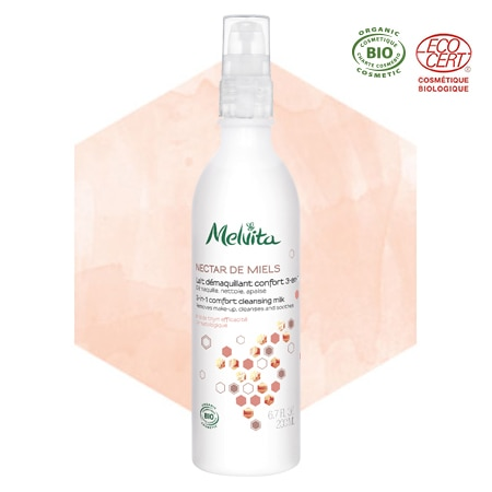 Nectar de Miels 3-in-1 Comfort Cleansing Milk