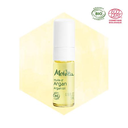 Organic Argan Oil 5ml