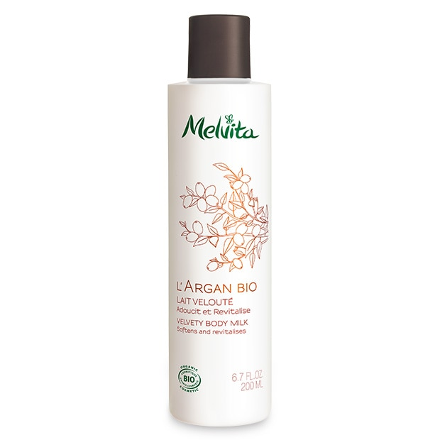 L'Argan Bio Velvety Body Milk