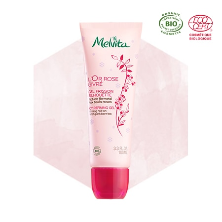 L'Or Rose givré - Gel frisson silhouette