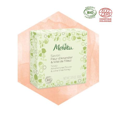 Seife - Mandelblüten & Lindenblütenhonig