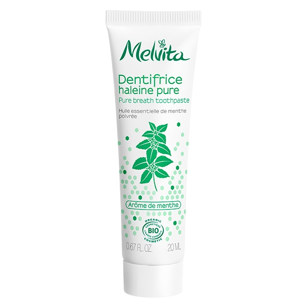 Pure breath toothpaste - Travel Size