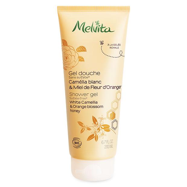 Shower Gel White Camelia & Orange Blossom Honey