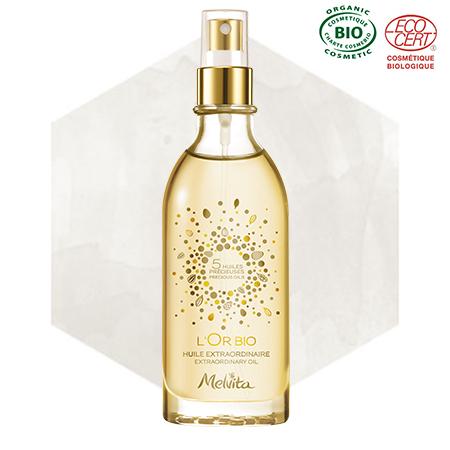 Iznimno zlatno ulje, 100 ml | MELVITA