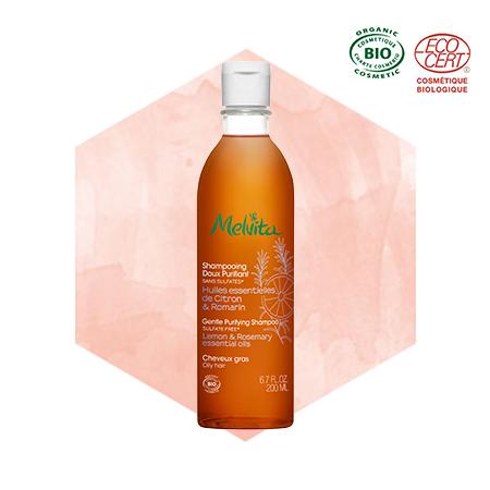 Nježni pročišćavajući šampon za masnu kosu