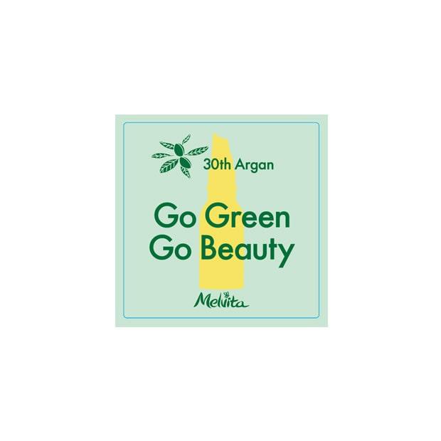 Go Green ステッカー