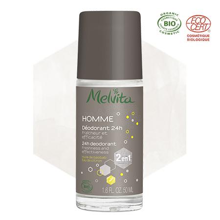 Naravni dezodorant za moške