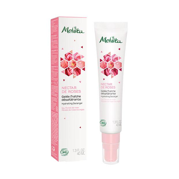 ekološki vlažilni gel za hidratacijo kože