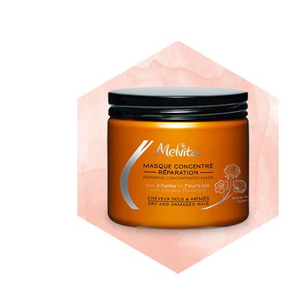 有機山茶花油專業修護髮膜