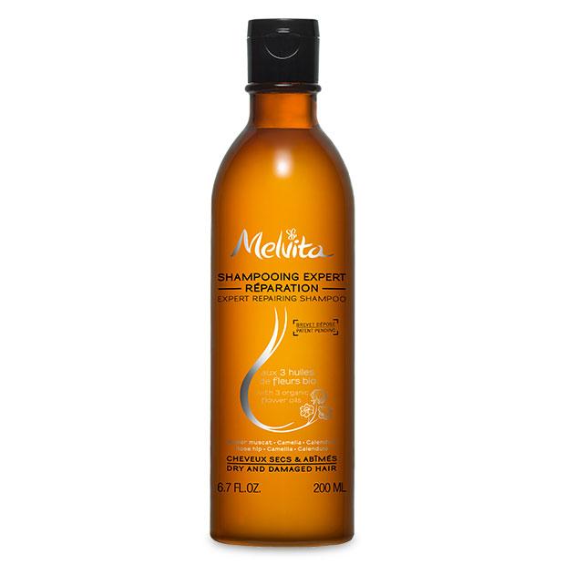 有机山茶花油专业修护洗发水