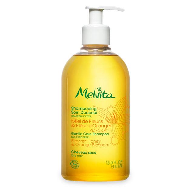 有機花蜜滋養洗髮水