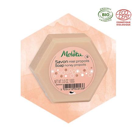 蜂膠花蜜沐浴皂