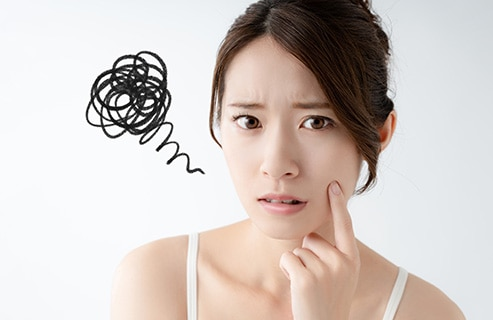 顔のかさつきが気になる!乾燥肌の適切な対策を知っておこう