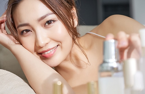 化粧水とオイルは相性抜群!使い方をチェックして美肌を目指そう