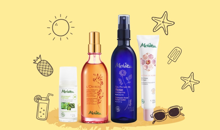 MUST have! Recommend you 4 organic skincare products for this summer.
