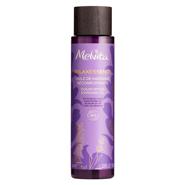 Organic Comforting Massage Oil